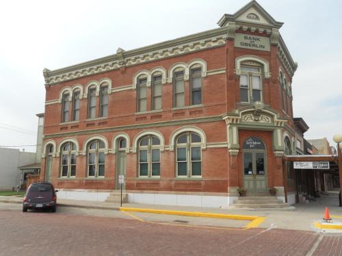 LandMark Inn at the Historic Bank of Oberlin