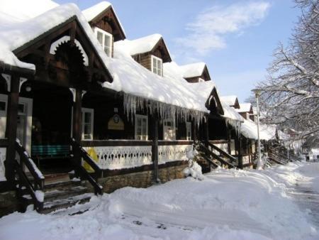 Отель Hotel Svajciarske Domceky 3 звезды Словакия