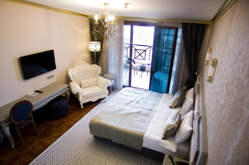 Deluxe Double Room with Sea View 2nd floor