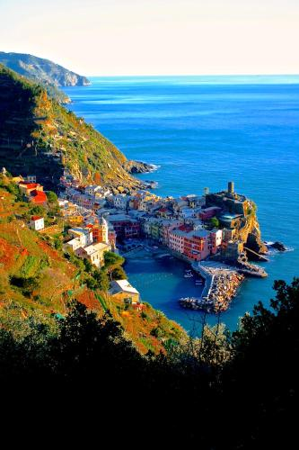 Vernazza Vacation
