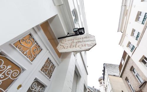 Отель Compagnie des Sablons Apartments 0 звёзд Бельгия