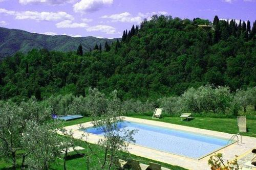 Lejlighed med 2 soveværelser Holiday home in San Polo In Chianti with Seasonal Pool X