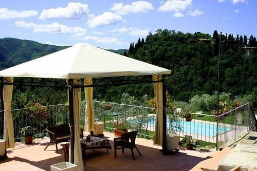 Holiday home in San Polo In Chianti with Seasonal Pool X