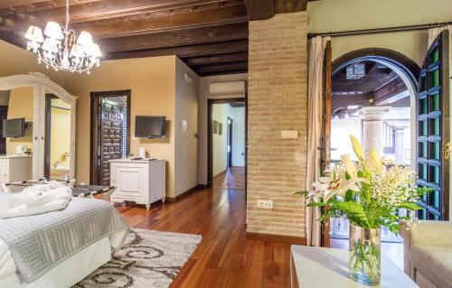 Doppel- oder Zweibettzimmer Palacio de Mariana Pineda 4