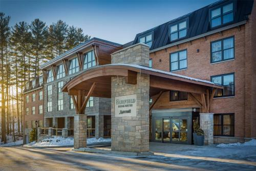 Fairfield Inn & Suites By Marriott Waterbury Stowe