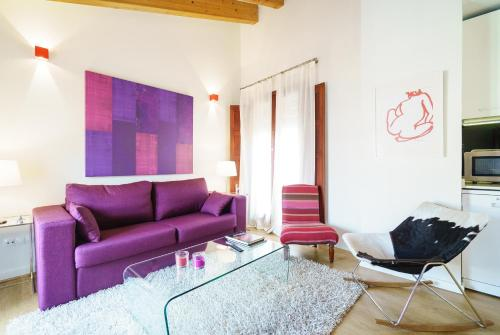 Apartment mit 2 Schlafzimmern - Carrer dels Jofrens 8 (Two-Bedroom Apartment - Carrer dels Jofrens 8)