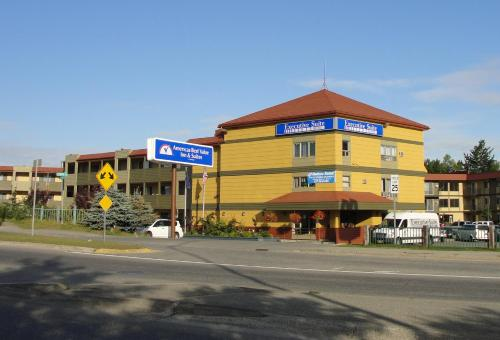 Americas Best Value Inn Executive Suites Airport Hotel Anchorage