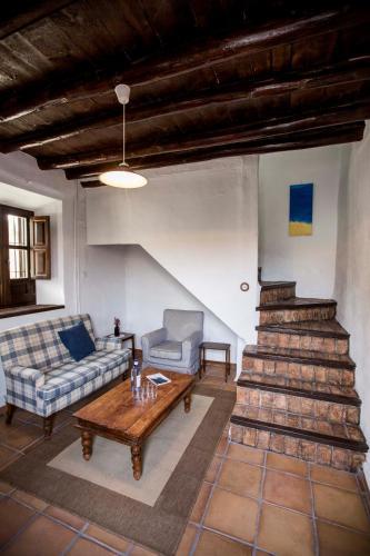 Habitación Familiar Dúplex (2 adultos + 2 niños) Hotel Cortijo del Marqués 2