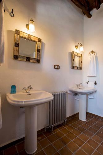 Habitación Familiar Dúplex (2 adultos + 2 niños) Hotel Cortijo del Marqués 4