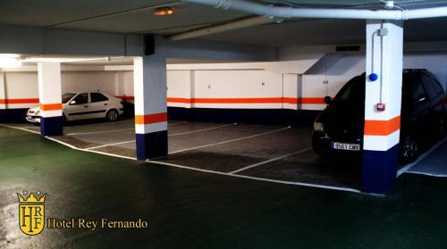 Hotel Residencia Rey Fernando 100