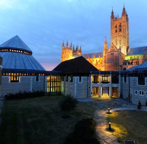 Photo of Canterbury Cathedral Lodge Hotel Bed and Breakfast Accommodation in Canterbury Kent