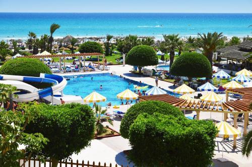 Отель Hotel Club Thapsus, Махдия