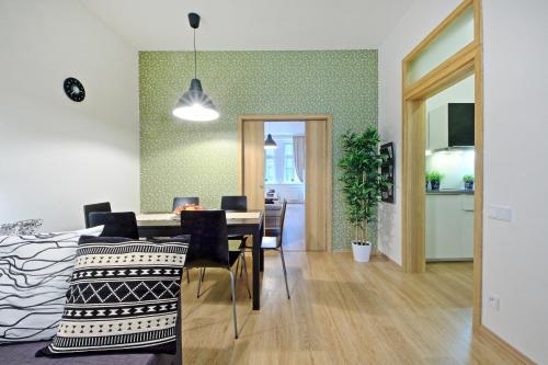 Отель NABO apartments 4 звезды Чешская Республика