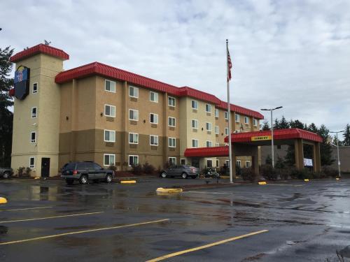 Motel 6 Portland Wilsonville Hotel