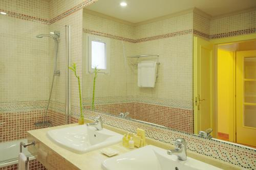 Suite Junior El Rodat Hotel Village Spa 2