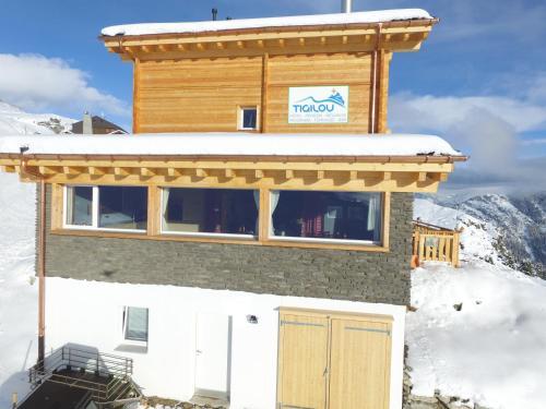 Hotel Pension Wellness Tigilou, Belalp