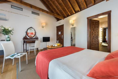Double Room upper floor Gar Anat Hotel Boutique 2