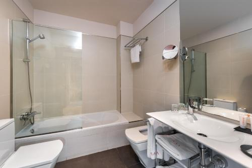 Double Room upper floor Gar Anat Hotel Boutique 7