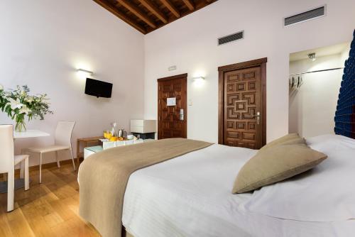 Habitación Doble con bañera de hidromasaje Gar Anat Hotel Boutique 2
