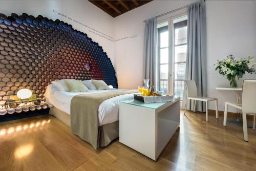 Habitación Doble con bañera de hidromasaje Gar Anat Hotel Boutique 1