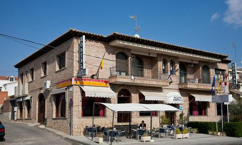 More about Hostal Castilla