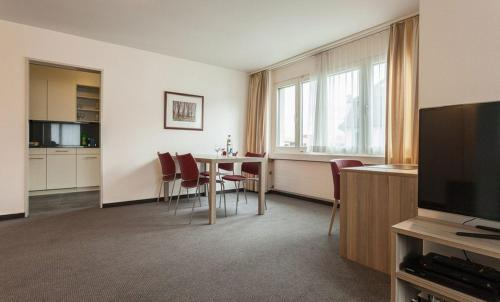 Hotel EMA House Serviced Apartments, Aussersihl
