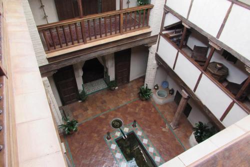 Hotel casa morisca granada spain overview - Hotel casa espana villaviciosa ...