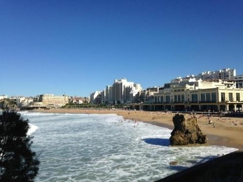 Rental Apartment Labordotte - Biarritz