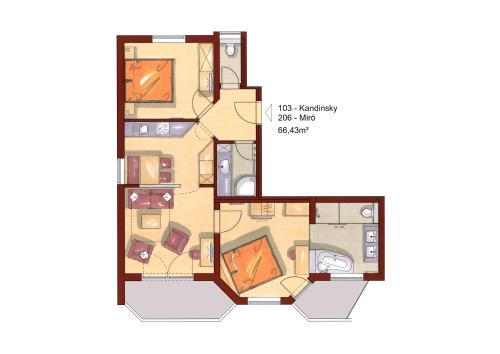 Apartments Lüftenegger