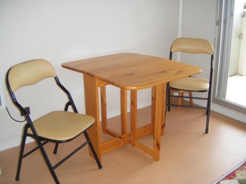 Studio Meublé À L'aiguillon