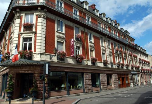 Hotel Bristol Mulhouse Parking