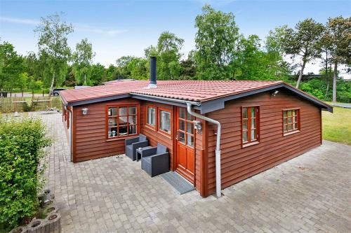 Grenaa Holiday Home 592
