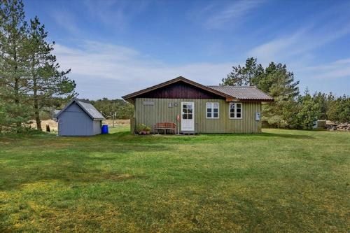 Bl�vand Holiday Home 418