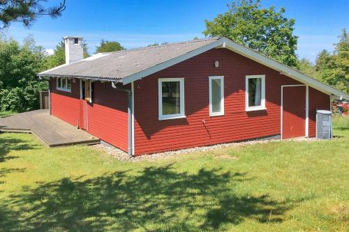 Farsø Holiday Home 462