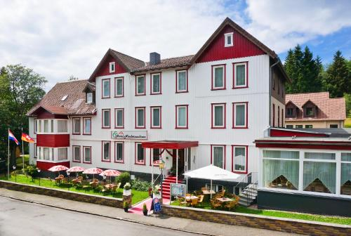 Отель Hotel Niedersachsen Harz 3 звезды Германия