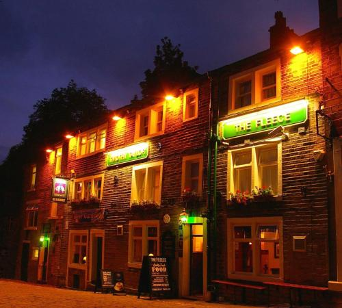 Fleece Inn, The,Bradford