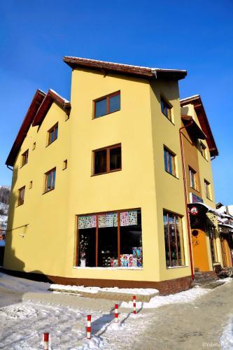 Отель Casa Caprioara 0 звёзд Румыния
