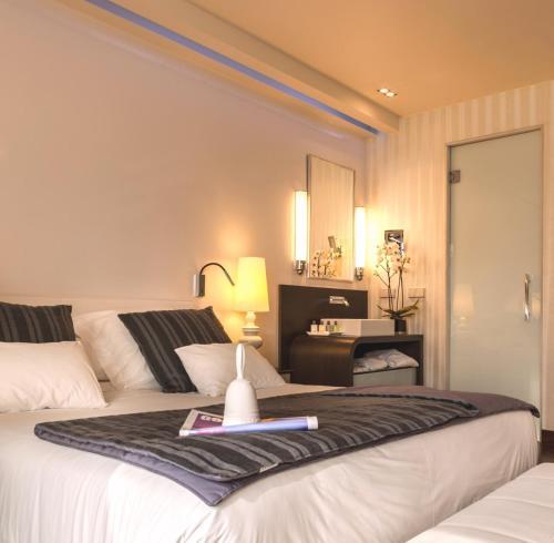 Doppel- oder Zweibettzimmer Gran Hotel Nagari Boutique & Spa 5