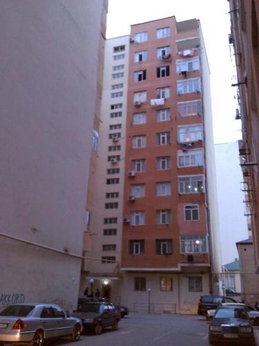 Апартаменты Absheron Gencler