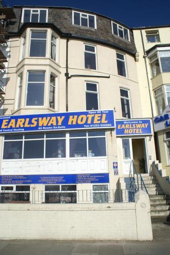 Earlsway Hotel,Blackpool