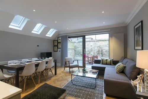 FG Apartment - West Kensington, Margravine Gardens
