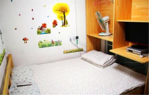 Mainland Chinese Citizen-Economy Double Room