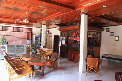 Отель Judita Cottage 2 звезды Индонезия