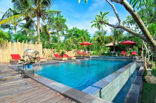 Nusa Lebongan villas and hotels