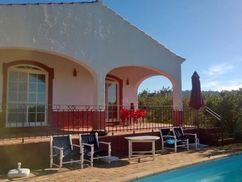Quinta Moirata Silves Algarve Portogallo