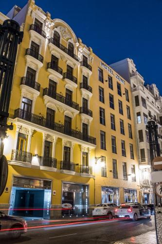 Zenit, hotel en Valencia