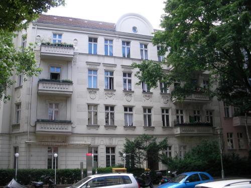 Pension Lette Eck in Berlin