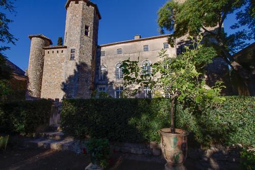 Château d'Agel gite et chambres d'hôtes