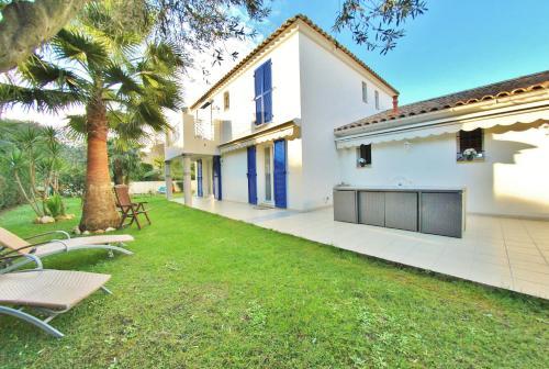 Villa Beauvert Antibes