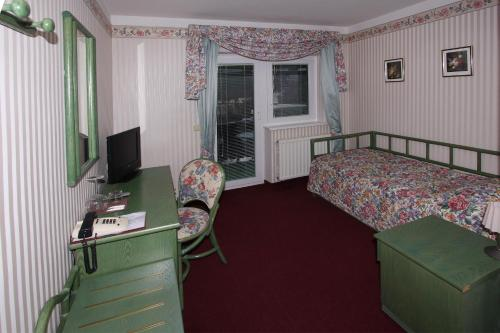 مفردة مع شرفة (Single Room with Balcony)